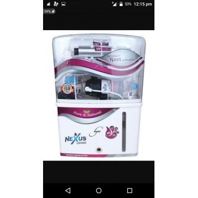 Aqua Fresh Nexus Grand 7th Stage Ro+uf+uv+tds 12 Ltr Water Purifier