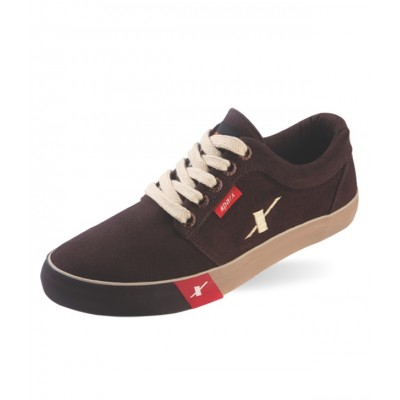Sparx Classy Brown Lifestyle Shoes