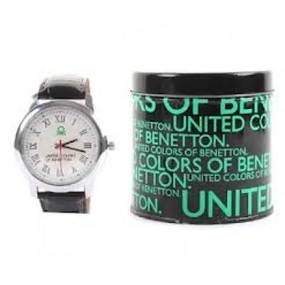 UCB Wrist Watch Round Dial Watch