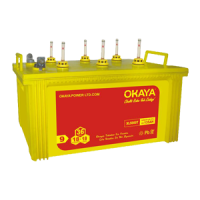 Okaya XL 5000T (135 AH) Battery